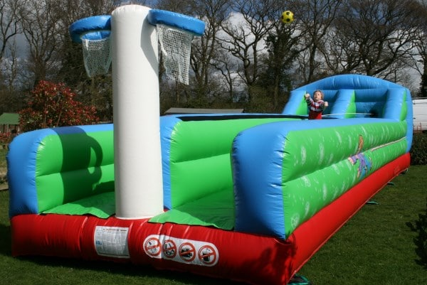 Bungee Basket Ball Bbc Inflatables