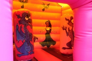 Fairytale Bounce n' Slide