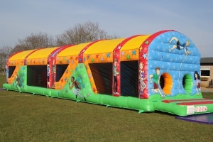 Ultimate Obstacle Course