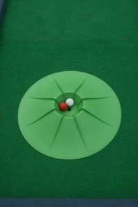 Golf Hole in 1