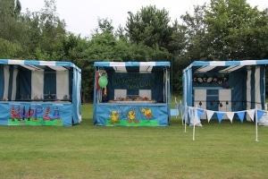 Fairground Side Stalls