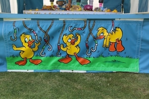 Hook a Duck Side Stall