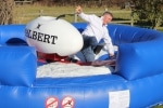 Rodeo Rugby Ball