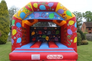 Celebrations Adult Bouncy Castle