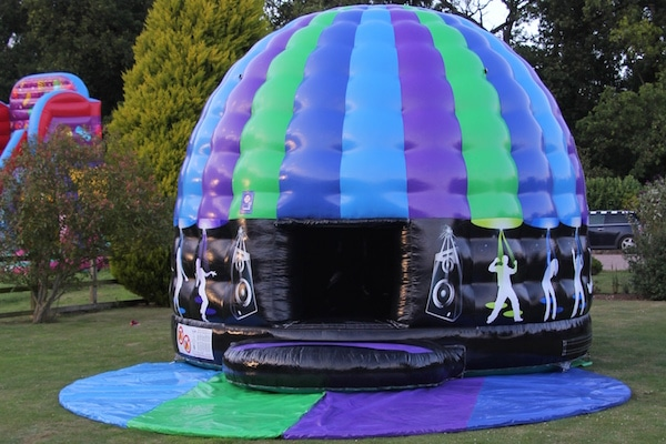Disco Dome 171 Bbc Inflatables