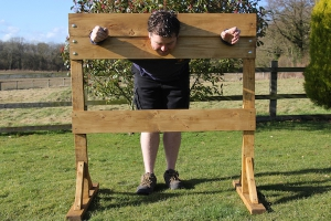 Wooden Stocks