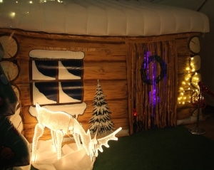 Deluxe Santa's Grotto