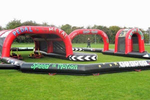 Go Kart Hire Track 1