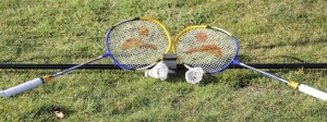 Badminton Hire