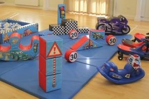Automobile Soft Play