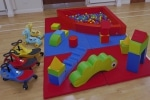 Create and Play Soft Play with Ball Pool