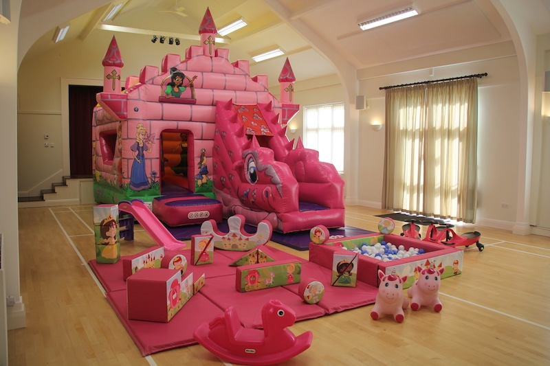 Princess Soft Play