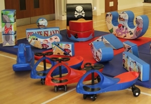 Pirate Soft Play