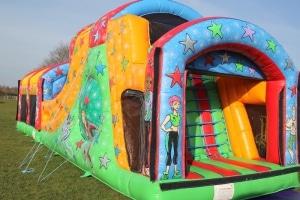 Wedge Slide and Ball Pool