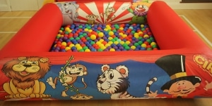 Circus Soft Play