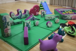 Dinosaur Soft Play