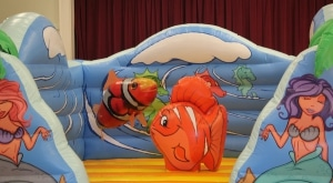 Sea Life Bouncy Castle