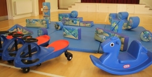 Sea Life Soft Play