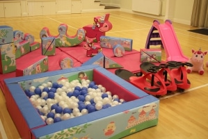Unicorn Soft Play