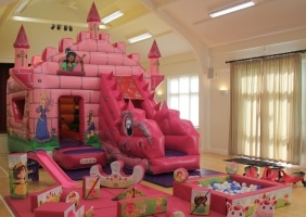 Fairytale Bounce n' Slide Soft Play Package Hire
