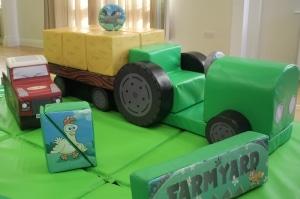 Farm Play Barn Package
