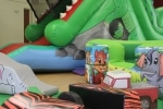 Mr Snapper Soft Play Package with Inflatable Ball Pool option