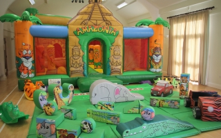 Amazonian Soft Play Package
