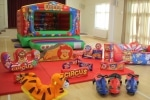 Circus Box Bouncer Package