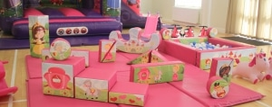 Princess Bounce n Slide Soft Play Package_2