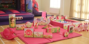 Princess Bounce n Slide Package