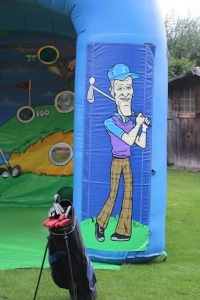 Golf Chipping Challenge
