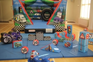 Auto Bouncer Soft Play Package_3897