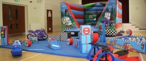 Auto Bouncer Soft Play Package_3899