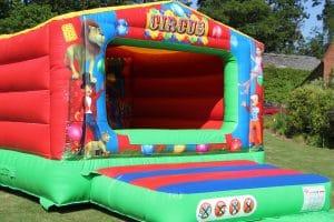 Circus Box Bouncer 3