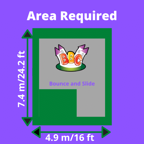 Enchanted:Fairytale Area Required