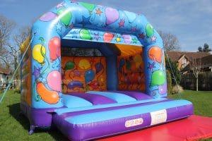 Party Balloons Bouncer_4813