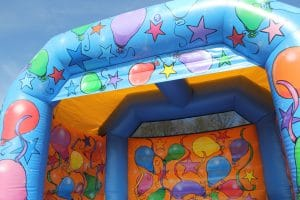 Party Balloons Bouncer_4820