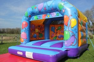 Party Balloons Bouncer_4821
