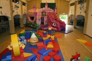 Soft Play 4 and Fairytale Bounce and Slide
