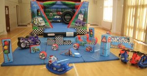 Automobile Bouncer Soft Play Package