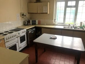 Beckford Village Hall Kitchen