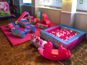 unicorn soft play
