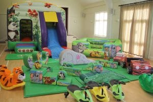 Jungle Bounce n Slide Soft Play Package_1