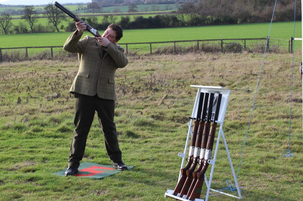 Laser Clay Shooting_4475