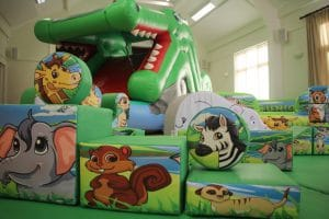 Mr Snapper Slide Soft Play Package