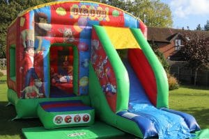 Circus Bounce and Slide 1