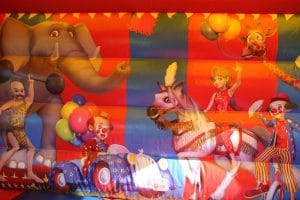 Circus Bounce and Slide 2