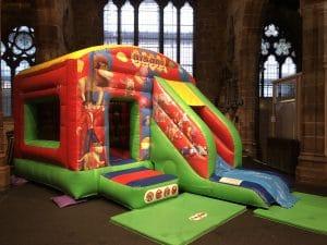 Circus Bounce and Slide_1672