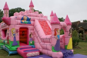 Enchanted Bounce and Slide
