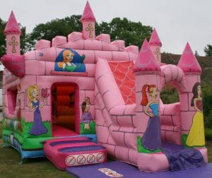 Enchanted Bounce and Slide 056